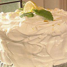 Best-ever Lemon Cake Recipe | Just A Pinch Recipes - mom's birthday cake?
