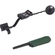 nice Bounty Hunter Tracker II Metal Detector and Pinpointer