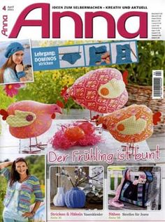 Anna (German) № 4 (апрель 2015)