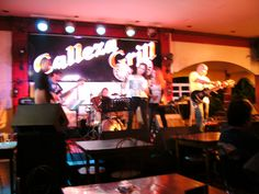 Band in Calleza Grill