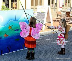 Each Fall, the mighty Monarch butterflies flitter and flutter their way through South Walton, as they prepare to make their way across the Gulf of Mexico.    Hosted by South Walton's Cultural Arts Alliance and sponsored by the Merchants of Rosemary Beach, the annual Flutterby Children's Arts Festival not only celebrates their mass migration, but also helps promote creative expression and fun through art, especially among children.