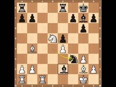 1966 US Championship: Pal Benko vs Bobby Fischer