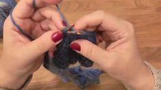 Kurz pletení - Entrelac, pletené čtverce 3. díl, Knitting school Entrelac