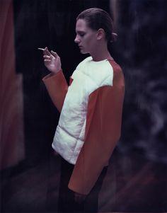 gender bender: maria loks by stefan milev for vestal #12 s/s 2013 | visual optimism; fashion editorials, shows, campaigns & more!