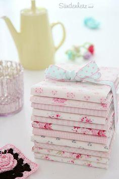 Tilda fabrics are my main wish <3