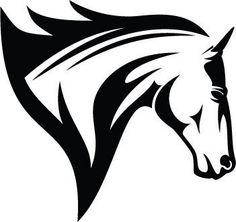 Image Result For Quarter Horse Silhouette Silhouette