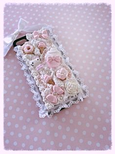 Deco den Fairy Kei Sweet Lolita Kawaii iPhone 5 by ExactNature