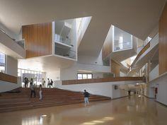 Galería de Arquitectura del Campus Universidad Adolfo Ibañez / José Cruz Ovalle…