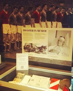#OnThisDay 6 Feb 1958 the Munich air crash claimed the lives of 23 people including eight young Manchester United players as the club travelled home from a European Cup game in Belgrade. Football fans and clubs from around the world offered their support to the team known as the 'Busby Babes'. Among the items on display at the National Football Museum are a programme from United's next match with player's names filled in by hand; a mixture of youngsters and hastily-loaned players alongside…