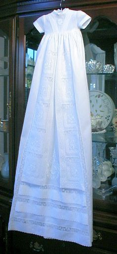 Carter's Christening Gown
