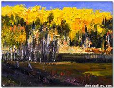 "Marin Dobson | ""Last Light"" | Oil, 9 x 12"""