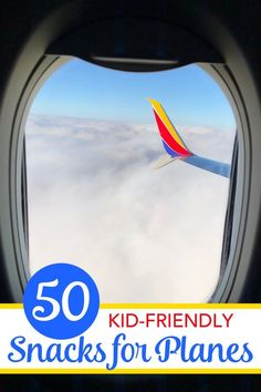 50 Kid-Friendly Airplane Snacks - Trips With Tykes Traveling with children? Kid-friendly snack ideas for your next airplane flight. Less mess healthy Toddler Travel, Travel With Kids, Family Travel, Airplane Snacks, Airplane Travel, Europe Travel Tips, Packing Tips For Travel, Travel Ideas, Packing Lists