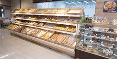 Оформление хлебного отдела — Супермаркет «SPAR» (ТЦ «Сигма», г. Ижевск)