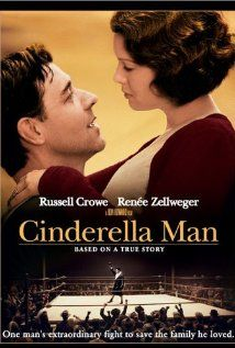 Cinderella Man with Russel Crowe and Renee Zellweger - true story of James Braddock an inspiration in the 1930's.
