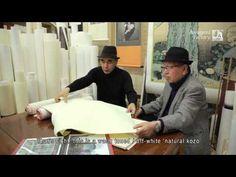 Awagami Inkjet Paper (w/English subtitles)