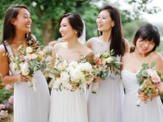 10 Ways To Grow Your Hair Long For Your Wedding  | Photo by: Xavier Navarro | TheKnot.com