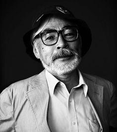 Hayao Miyazaki: Life is a winking light in the darkness. #HayaoMiyazaki #HumanNote