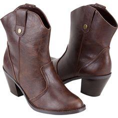 SODA Oak Womens Boots