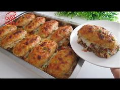 Rețete foarte delicioase pentru chiftelute / cartofi / cină captivantă - YouTube Potato Dishes, Beef Dishes, Savoury Dishes, Food Dishes, Turkish Recipes, Indian Food Recipes, Mince Recipes, Cooking Recipes, International Recipes