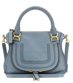 CHLOÉ . #chloé #bags #shoulder bags #hand bags #leather #lining #