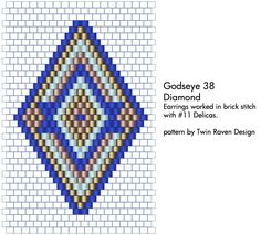 Godseye 38 beading pattern by ~MaeveIverson on deviantART