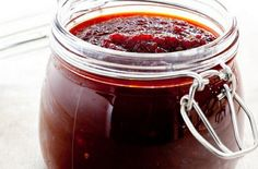 Slow Cooker Homemade BBQ Sauce bbq sauces, canning, sauce recipes, food, barbecu, homemad bbq, yummi recip, slow cooker, small hour