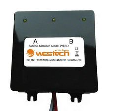 Batterie Ladungsausgleicher 12V-48V  Westech-Solar Energy Batterie 2563
