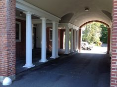 Smith College - Quad entrance