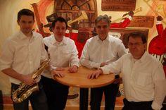 Jazzunderhållning på hotellet