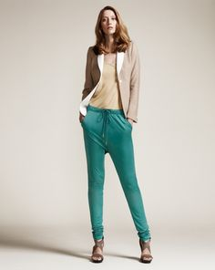 2012 Spring outfit that I'll wear - Filippa K  This will work perfectly with Essie nailpolish Get overboard!! Perfect match!