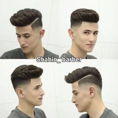 24 Amazing Latest Hairstyles & Haircuts for MEN'S Guys Take a look below top 25 cool images of men's new hairstyles, all of popular haircuts, taper to quiff , fade to pompadour are include in it below the gallery of men's latest hairstyles and haircuts. Trendy Mens Haircuts, Mens Hairstyles With Beard, Cool Hairstyles For Men, Hairstyles Haircuts, Popular Haircuts, Teenage Boy Hairstyles, Popular Mens Hairstyles, Casual Hairstyles, Trending Hairstyles