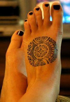 Los tatuajes polinesios significados origenes y algo mas 7