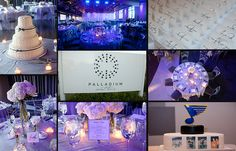 Great Reception Site for a St Louis Wedding :: The Palladium  Photo by Burns Photography #CupcakeDreamWedding