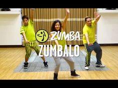 Zumbalo (Mega Mix 44) | Zumba® Choreography by Kristie | Live Love Party - YouTube