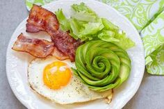 High-Fat, Low Carb Foods For a Ketogenic Diet.