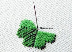 Kalp kanaviçe | Nazarca.com