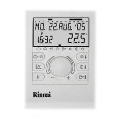 Rinnai Brainq Rs100 Controller Boiler Product 803000011 (Silver) (Metal)