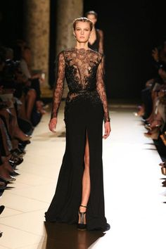 Elie Saab - Haute Couture Fall/Winter 2012-2013