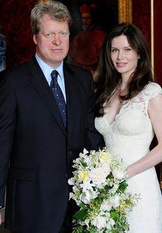 Earl Spencer and Karen Gordon Wedding