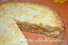 Más allá del gluten...: Pie / Pastel de Manzana y Almendras (Receta SCD y GFCFSF)