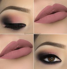 Super eye makeup tutorial for beginners eyelashes 35 Ideas Eye Makeup Tips, Smokey Eye Makeup, Makeup Goals, Makeup Art, Lip Makeup, Makeup Cosmetics, Makeup Ideas, Makeup Inspo, Cute Makeup