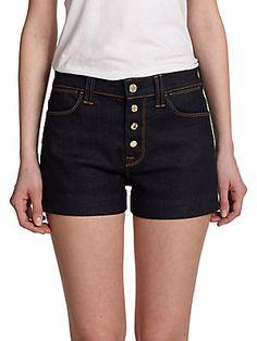 The back pockets r full pockets with patch slits. So classy. Rich dark denim.