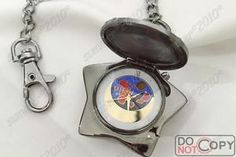 Anime-Sailor-Moon-20th-Anniversary-Golden-Version-Pocket-Watch-Music-Box-Gift