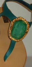 Stone Agata Sandal