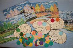 Дидактические игры «Цветоведение» - Для воспитателей детских садов - Маам.ру