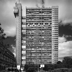 EUD I Ernő Goldfinger: Trellick Tower, London I 1968 – 1972