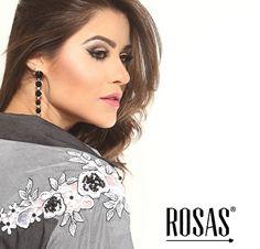 Rosas Confecções: Os bordados são clássicos e nunca saem de moda... ...