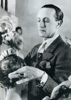 Antoine, the Polish genius of modern French coiffure