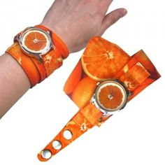 Get the jewels - Wheretoget Beautiful Watches, Sunny Days, Jewels, Orange, Cotton, Stuff To Buy, Accessories, Jewerly, Gemstones