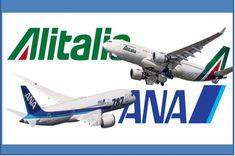 ANA, Alitalia agree on codeshares and loyalty